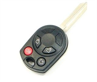 2007 Lincoln MKZ Keyless Entry Remote key