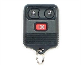 2005 Ford Econoline E Series Keyless Entry Remote