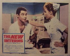 The New Interns (Original Lobby Card   Unnumbered B) Movie Poster