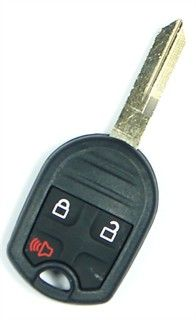 2012 Ford F 250 Keyless Entry Remote Key