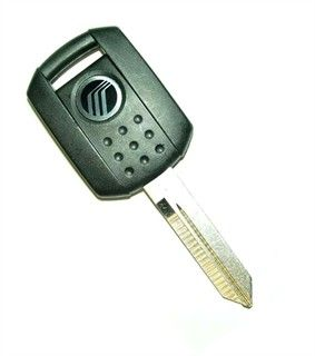 2003 Mercury Mountaineer transponder key blank