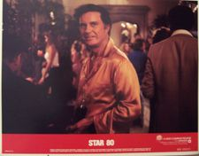 Star 80 (Original Lobby Card   #4) Movie Poster