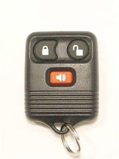2000 Ford F 350 Keyless Entry Remote