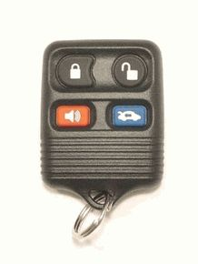 1995 Lincoln Town Car Keyless Entry Remote   Used