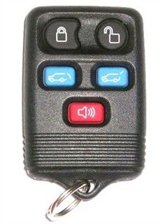 2007 Lincoln Navigator Keyless Entry Remote w/ liftgate   Used