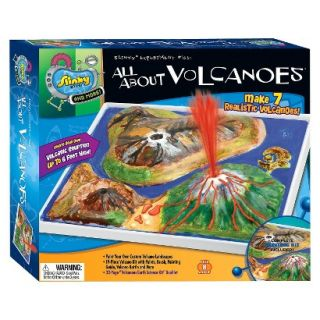 Alex Brands Scientific Explorer 07210 All About Volcanoes Kit