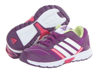 adidas Kids Adifaito LT Lace Girls Shoes (Purple)