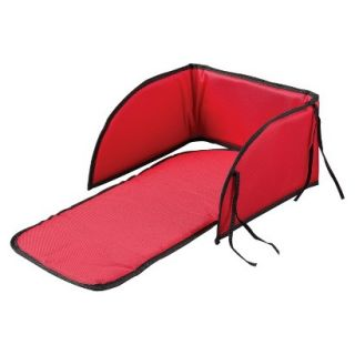 Flexible Flyer Pad for Pull Sleighs   Red
