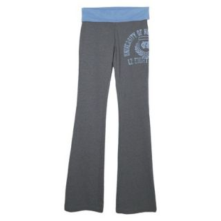 NCAA Womens North Carolina Pants   Grey (M)