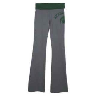 NCAA Womens Michigan State Pants   Grey (L)