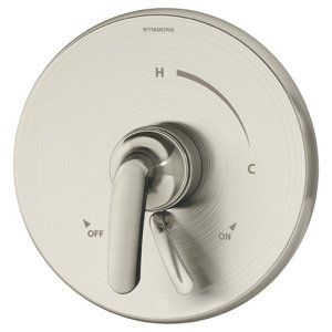 Symmons S 5500TS STN Satin Nickel Elm Tub & Shower Valve