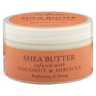 SheaMoisture Shea Butter infused with Coconut & Hibiscus   4 oz