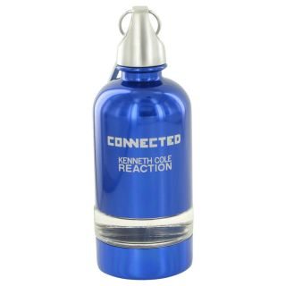 Kenneth Cole Reaction Connected for Men by Kenneth Cole EDT Spray (unboxed) 4.2