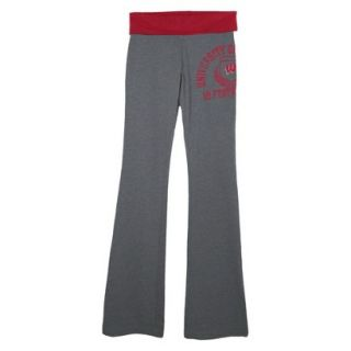 NCAA Womens Wisconsin Pants   Grey (L)