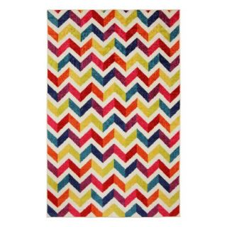 Mohawk Home Mixed Chevrons Area Rug   8x10