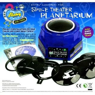 Alex Brands Scientific Explorer 06400 Space Theater Light Up Ceiling Planetarium