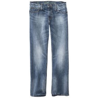 Mossimo Supply Co. Mens Straight Fit Jeans 28X30