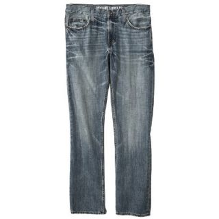 Mossimo Supply Co. Mens Slim Straight Fit Jeans 28X30