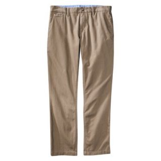 Mossimo Supply Co. Mens Slim Fit Chino Pants   Vintage Khaki 28X30