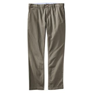 Mossimo Supply Co. Mens Slim Fit Chino Pants   Bitter Chocolate 42x32