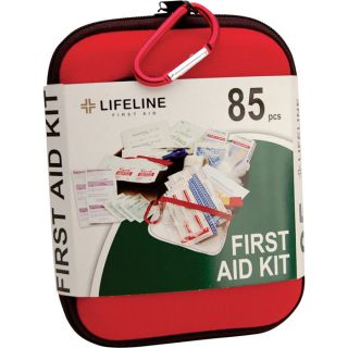 Lifeline Large First Aid Kit   85 Pcs., Model 4408