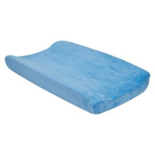Sky Blue Changing Pad Cover