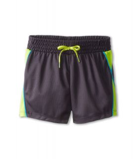 Puma Kids Criss Cross Mesh Short Girls Shorts (Gray)