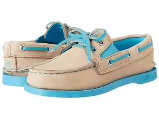 Sperry Top Sider Kids A/O Gore Girls Shoes (Beige)