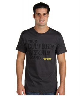 Gear Your Culture Is Your Brand Mens T Shirt (Gray)
