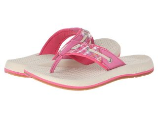 Sperry Top Sider Kids Seafish Girls Shoes (Pink)