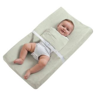 Changing Pad Cover w/ Built in Swaddle Feature   Sage by Halo
