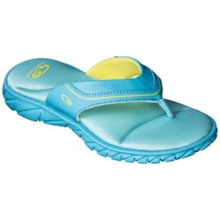 Girls C9 by Champion Goldy Flip Flop Sandals   Turquoise L