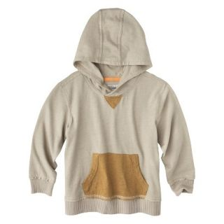 Genuine Kids from OshKosh Infant Toddler Boys Sweatshirt   Khaki 18 M