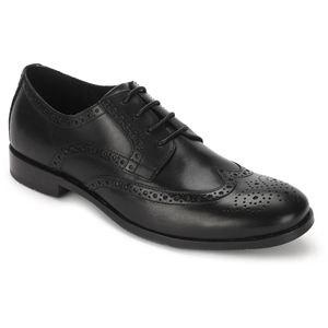Rockport Mens Castleton Wing Tip Black Shoes, Size 8 M   V73799
