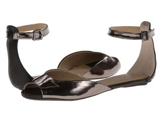 Kenneth Cole Reaction Fon Tina Womens Sandals (Pewter)