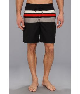 Quiksilver Waterman Strapped Hybrids Mens Swimwear (Black)