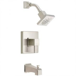 Danze Reef Trim Only Single Handle Tub & Shower Faucet   Brushed Nickel