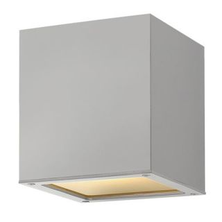 Kube LED Outdoor Ceiling Light