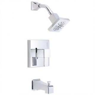 Danze Reef Trim Only Single Handle Tub & Shower Faucet   Chrome