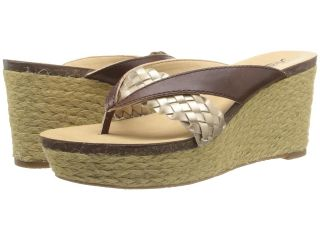 Lucky Brand Norrah Womens Wedge Shoes (Brown)