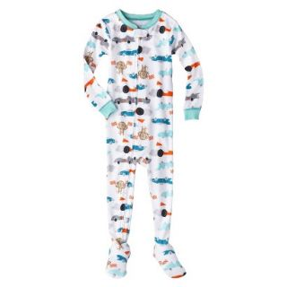 Just One You Made by Carters Infant Toddler Boys 1 Piece Racecar Footed