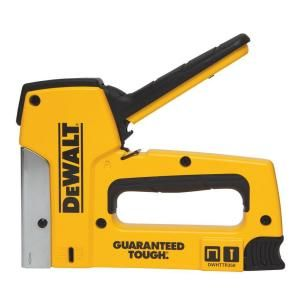 DEWALT 18 Gauge Heavy Duty Staple/Nail Gun DWHTTR350