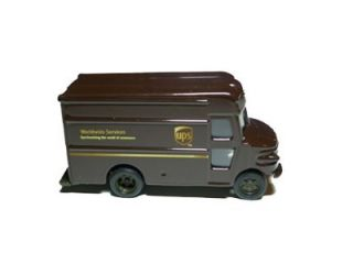 UPS Delivery Die Cast Truck 1:55 Scale