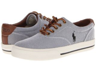 Polo Ralph Lauren Vaughn Mens Lace up casual Shoes (Gray)