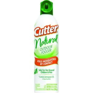 Cutter 14 oz. Natural Outdoor Fogger Aerosol Spray HG 95916 1