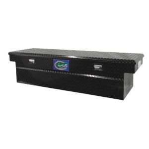 Tradesman 71 in. Aluminum Cross Bed Truck Tool Box DISCONTINUED TALF591BK University of Florida