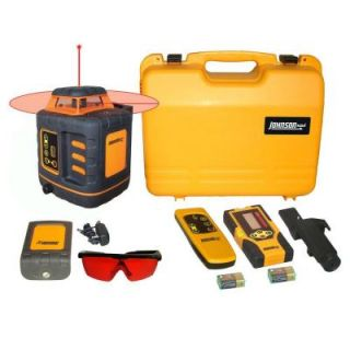 Johnson Self Leveling Rotary Laser Level 40 6532