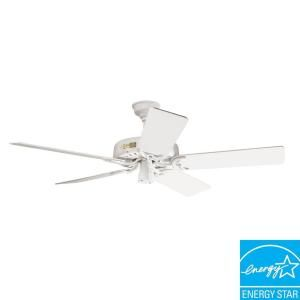 Hunter Classic Original 52 in. White Ceiling Fan 23856