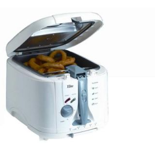 Elite 5 qt. Cool Touch Deep Fryer EDF888XT