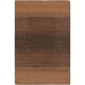 Chandra Kilim Brown 5 ft. x 7 ft. 6 in. Indoor Area Rug KIL2255 576
